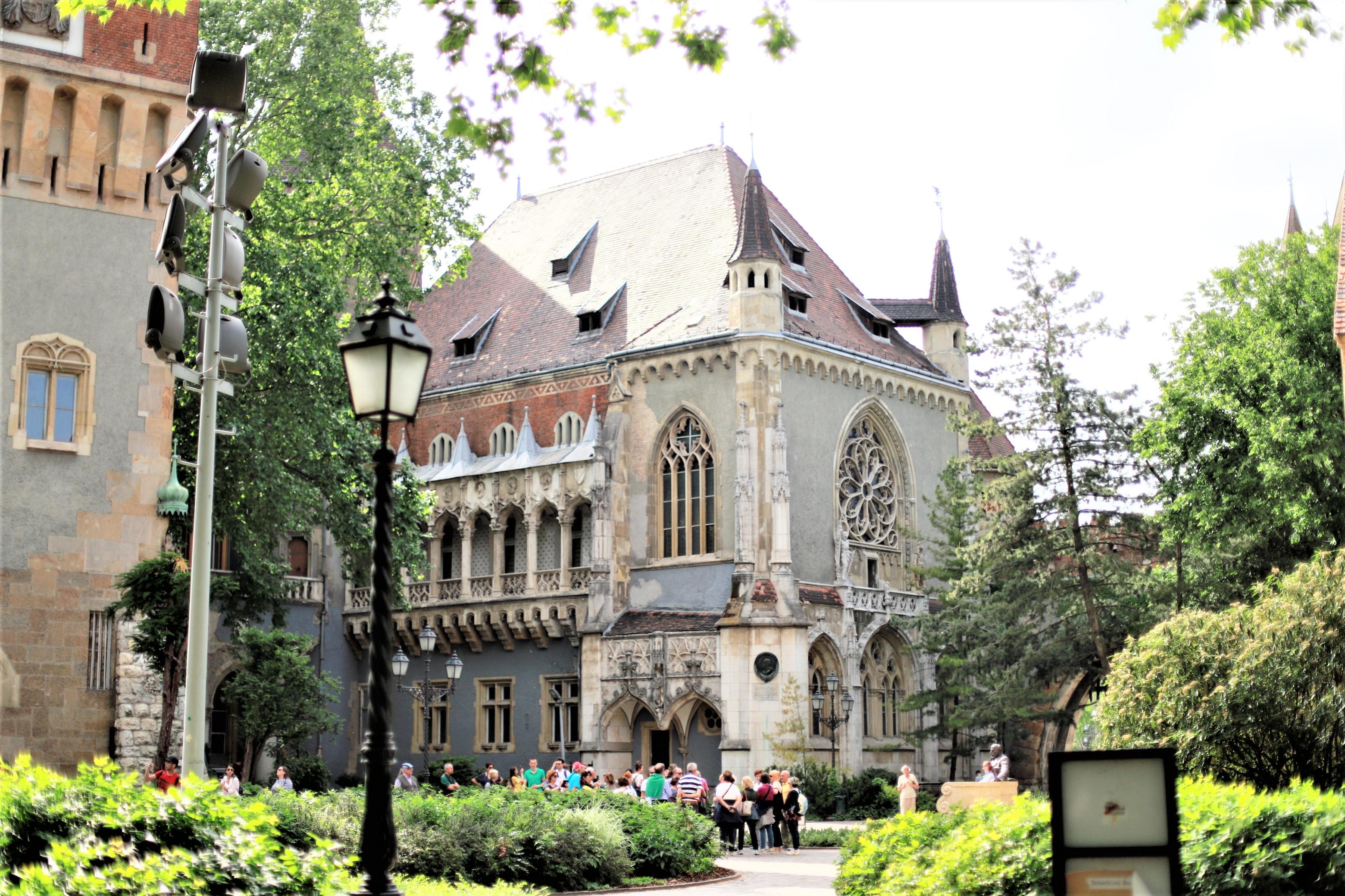 Vajdahunyad Budapest