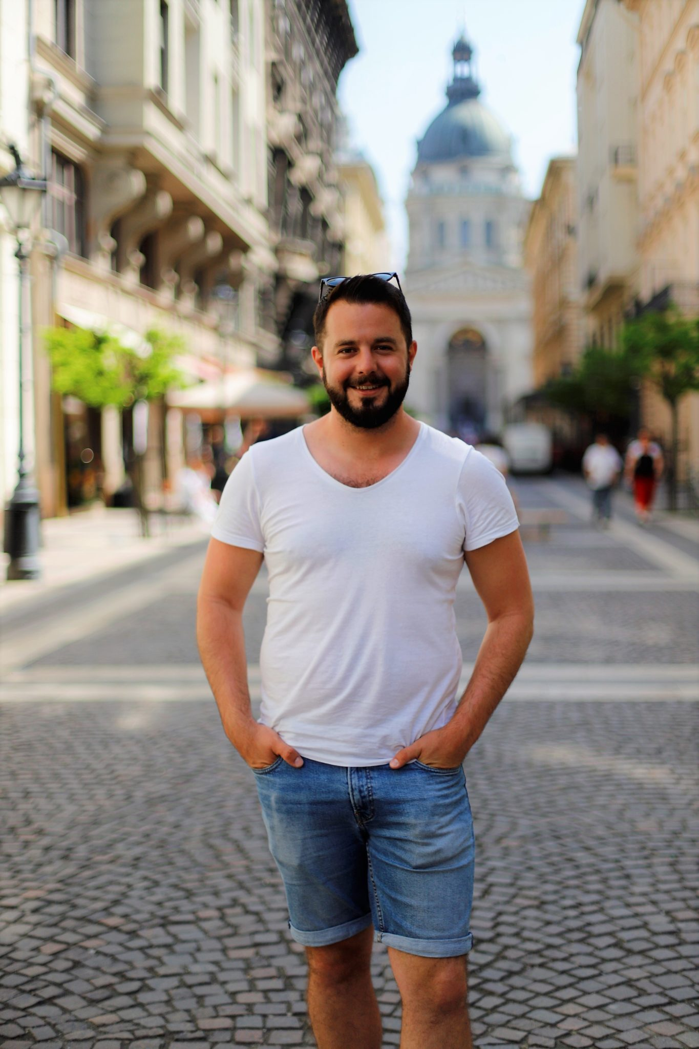 Budapest Portrait St Stephens
