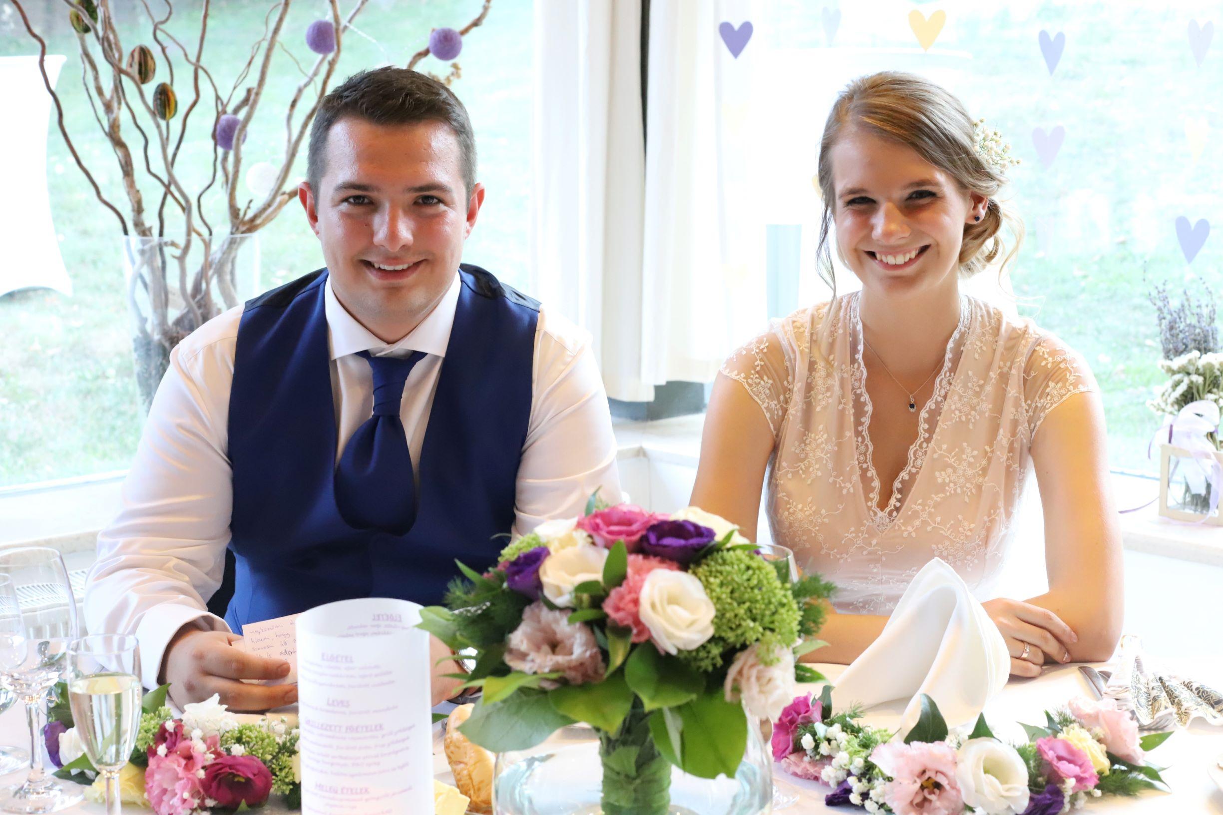 macro photography for wedding decor