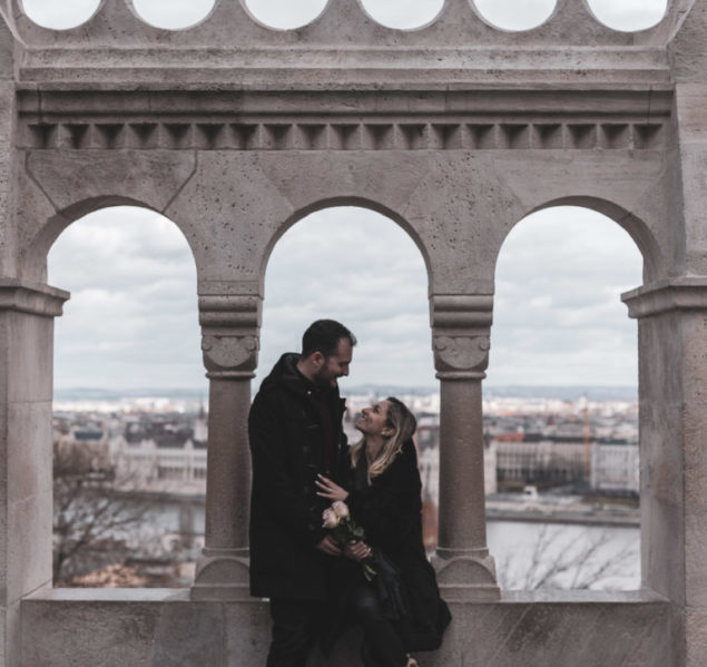 Buda Castle engagement