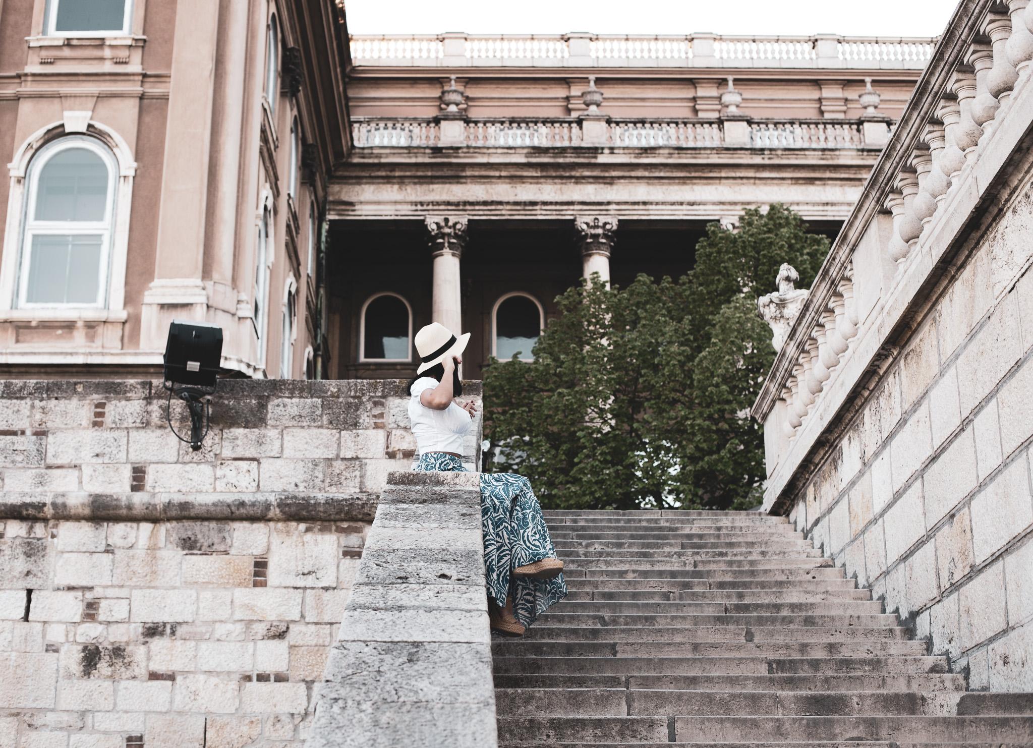 Solo traveler Budapest