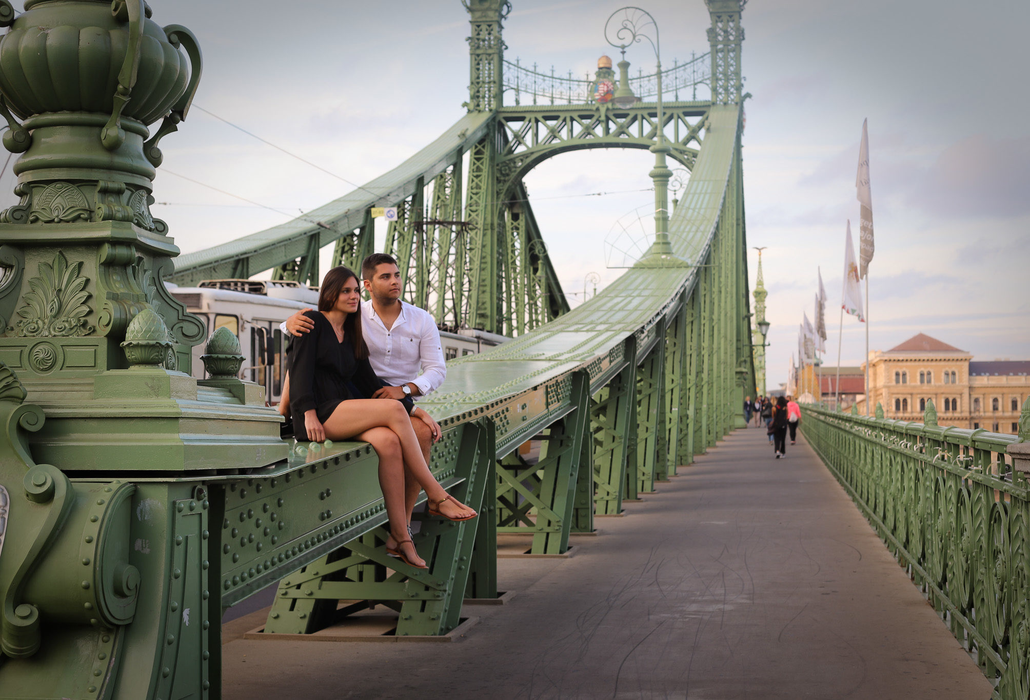 Liberty Bridge Photography