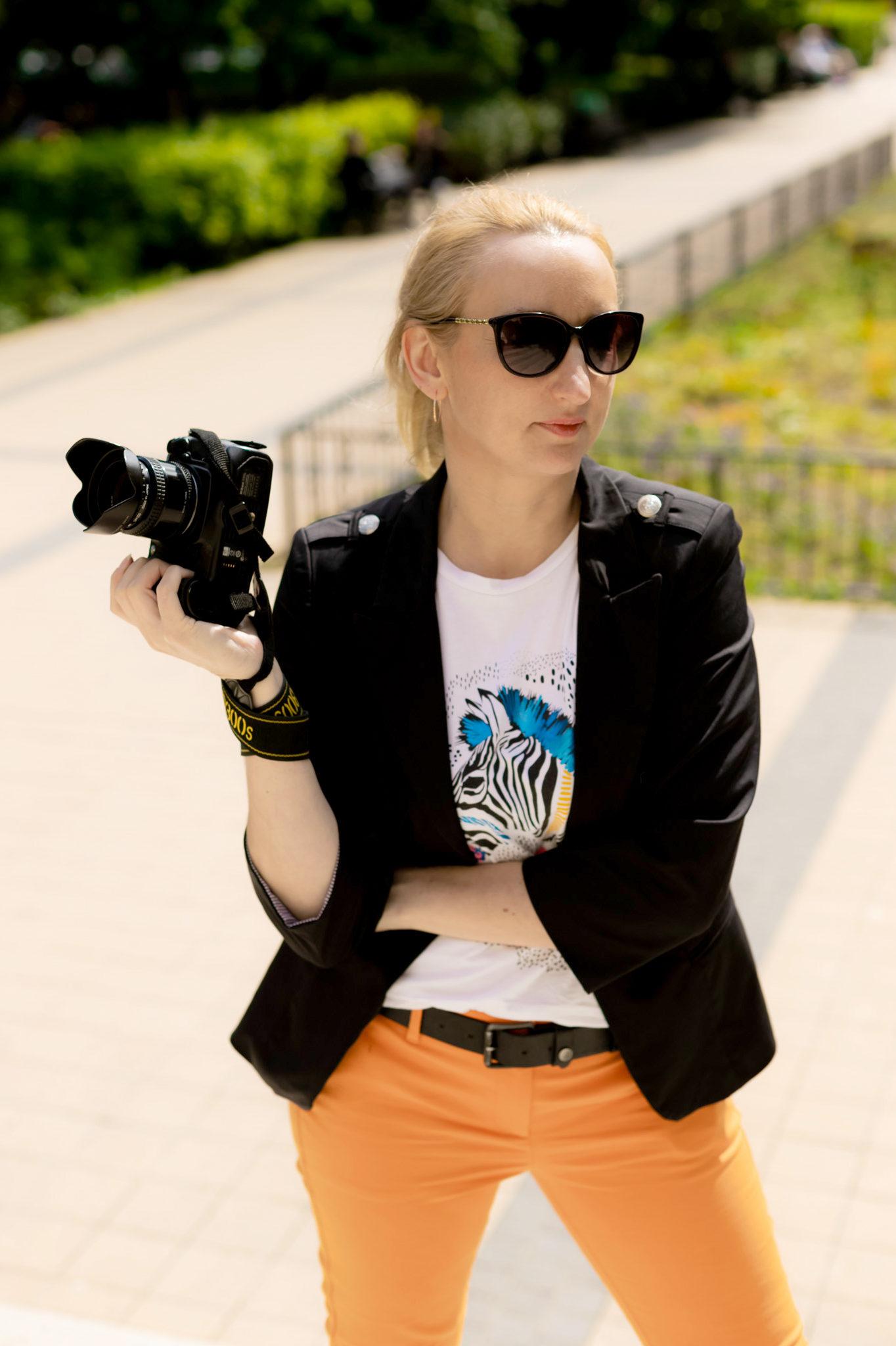 Budapest Lady Photographer