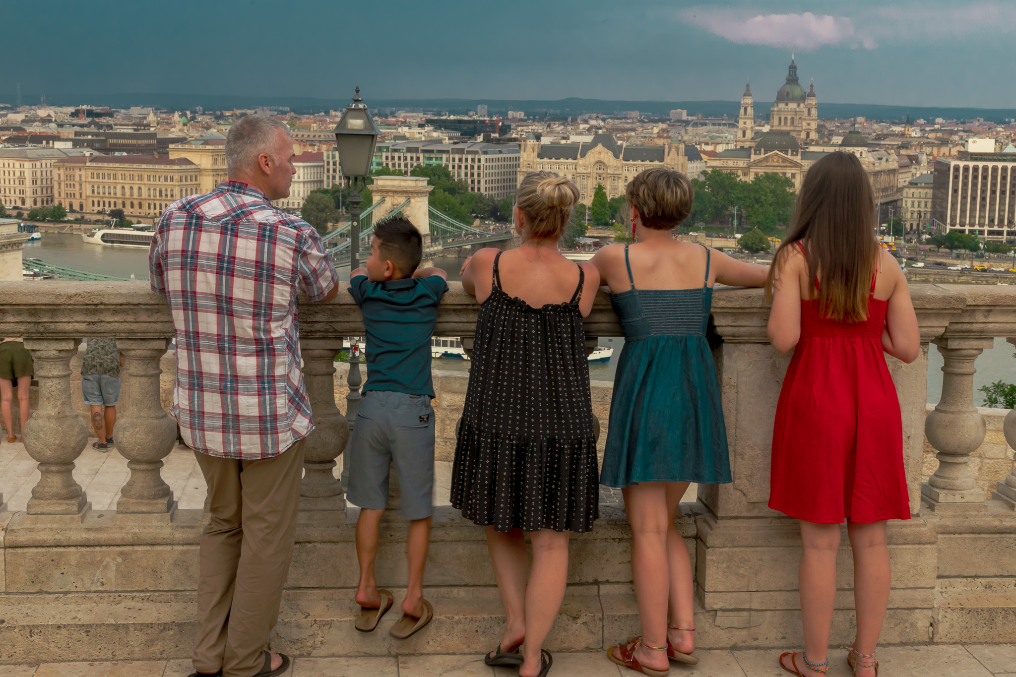 Budapest Travel Family Photographer