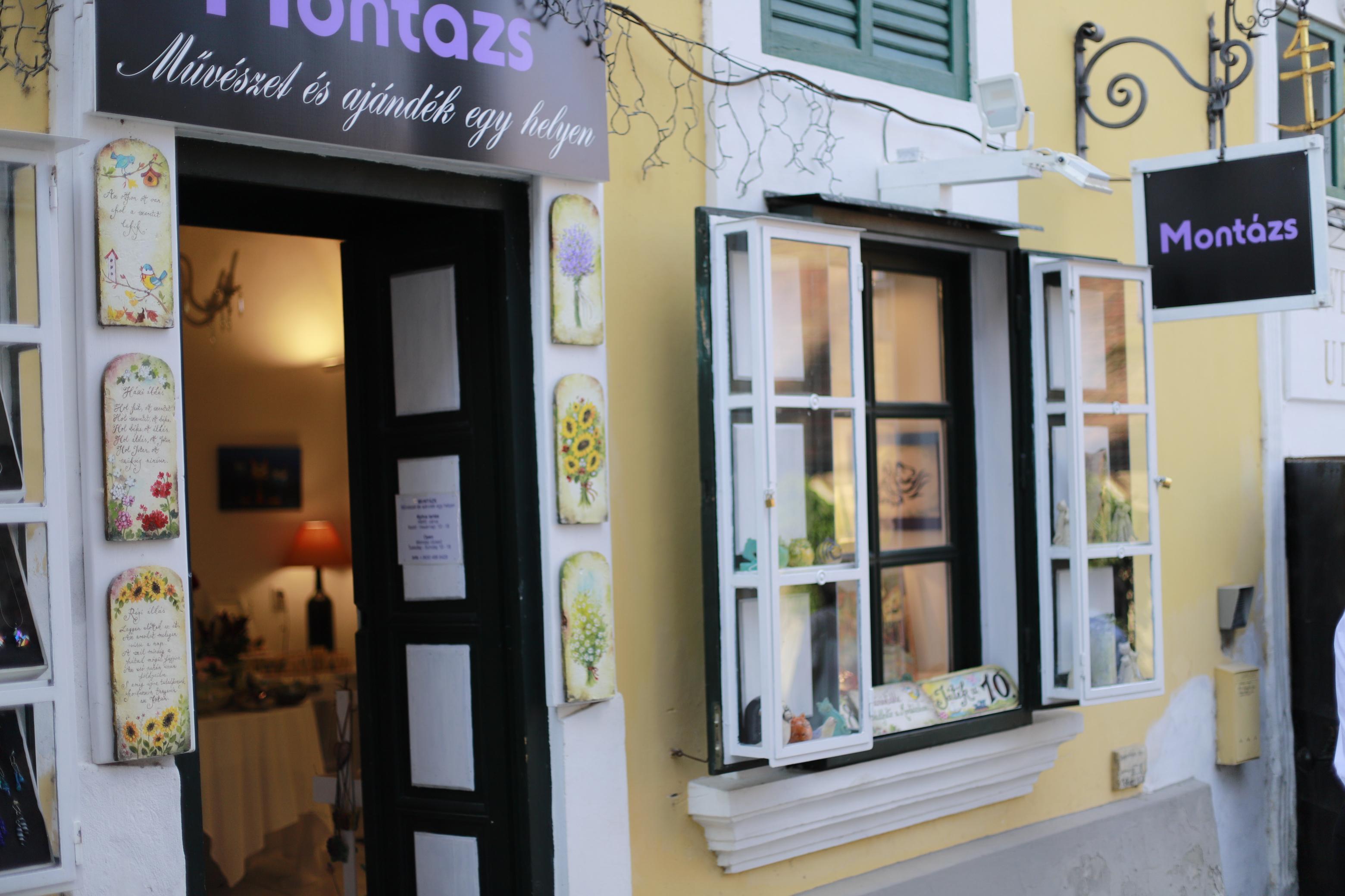 Szentendre art village
