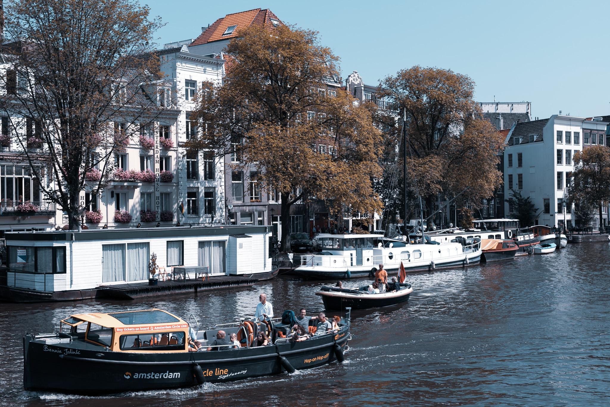Boathouses Amsterdam