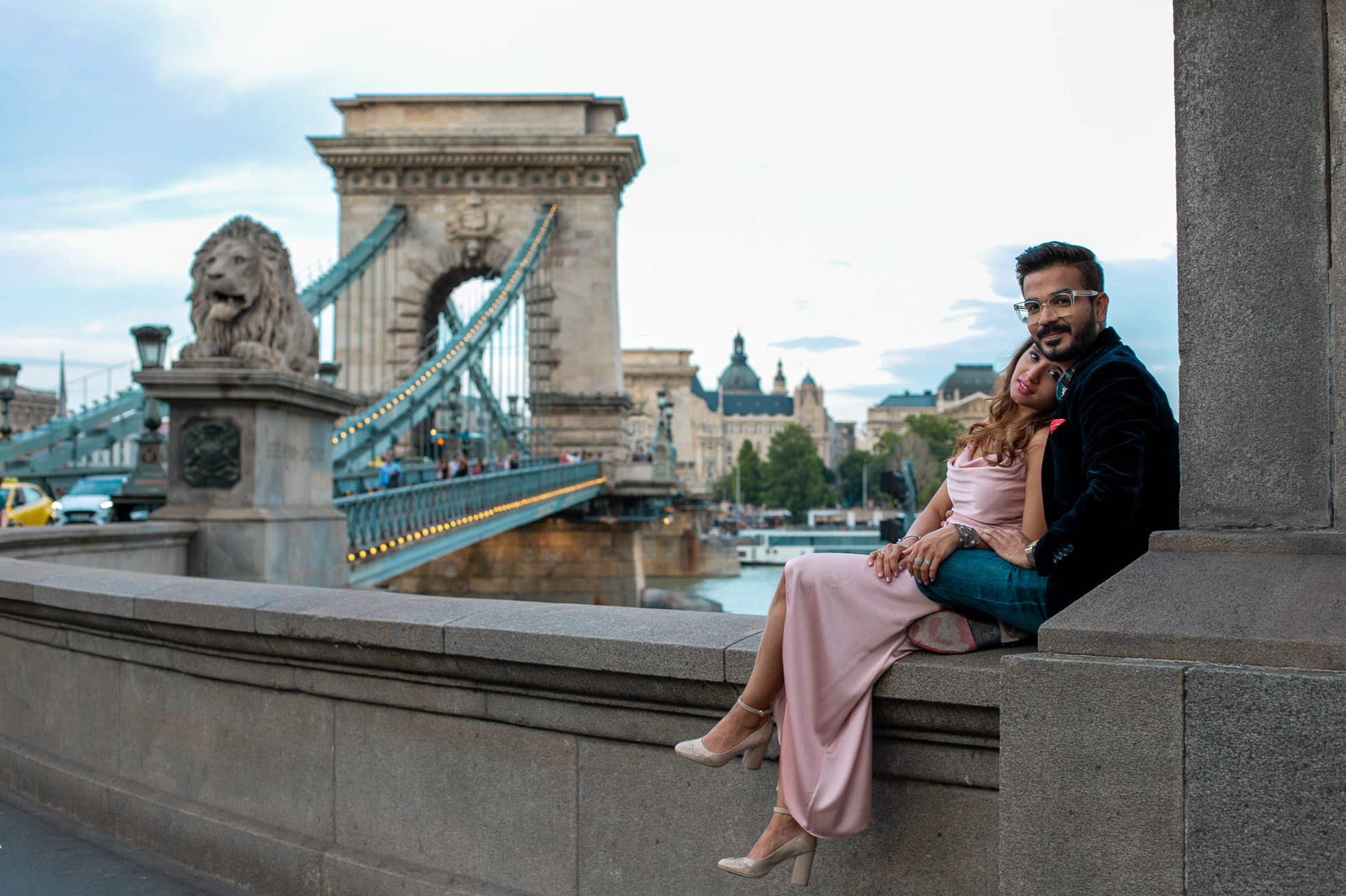 Couple Photos Budapest