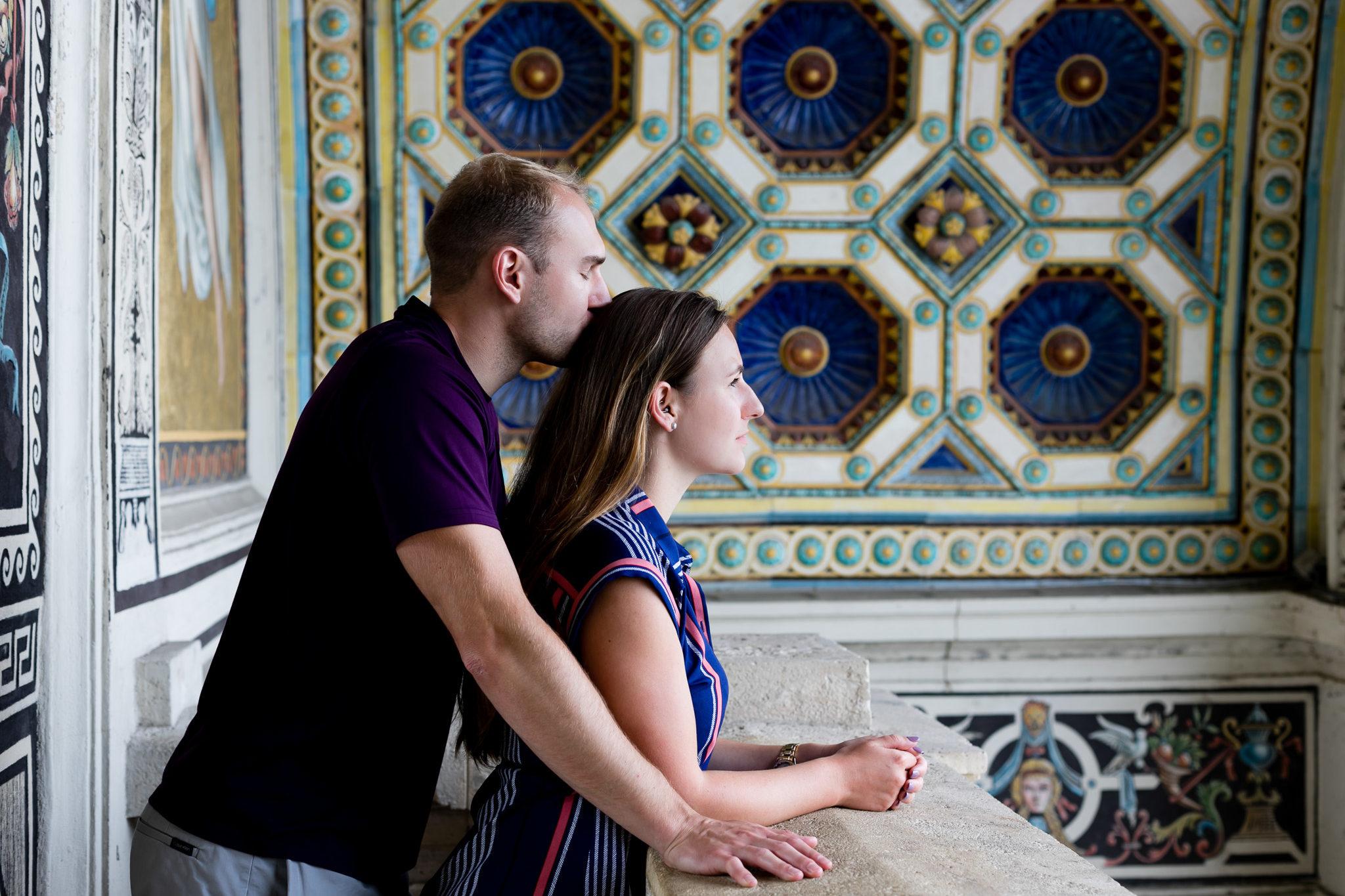 Surprise Engagement Budapest