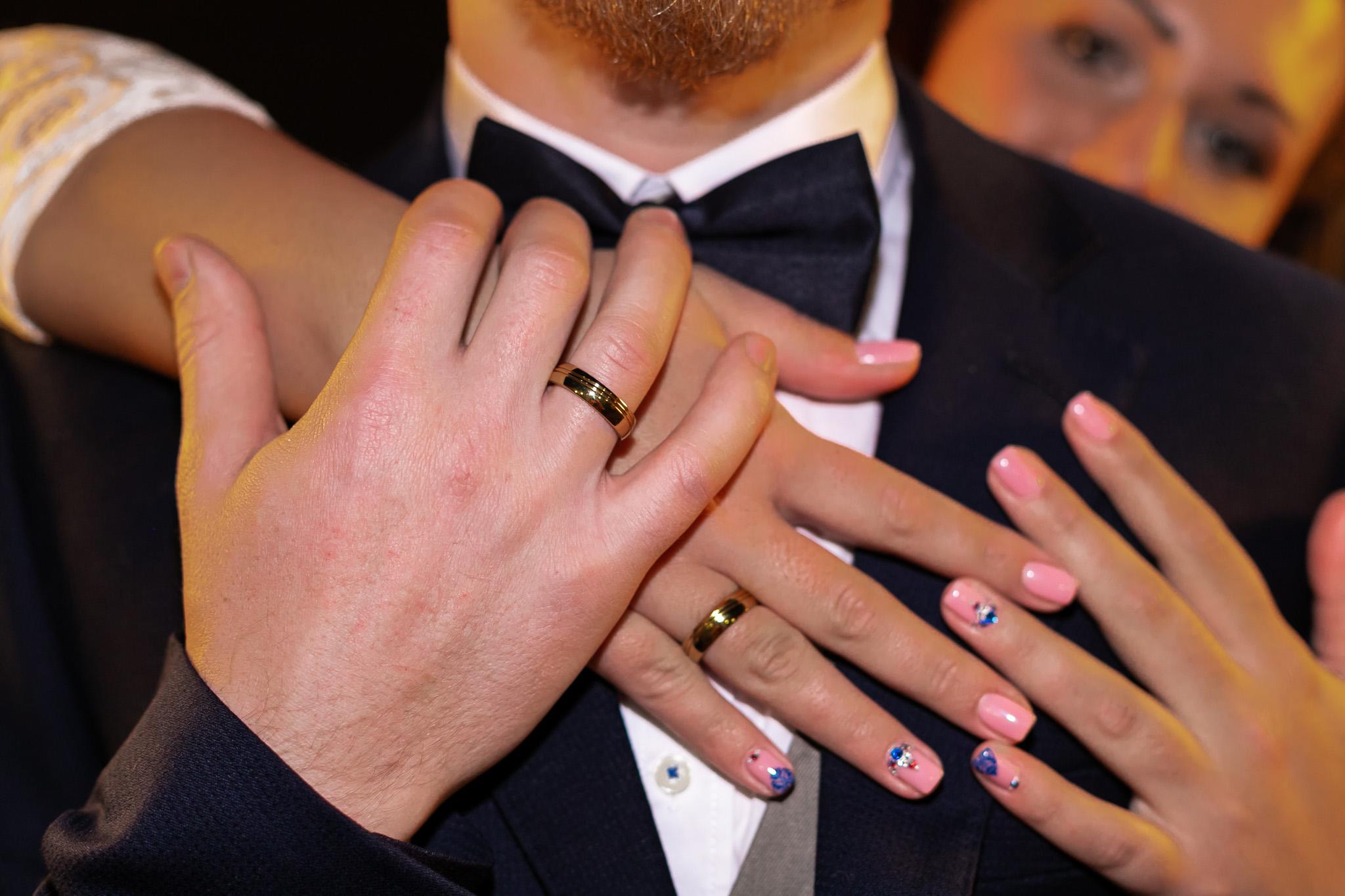 házassági gyűrűk