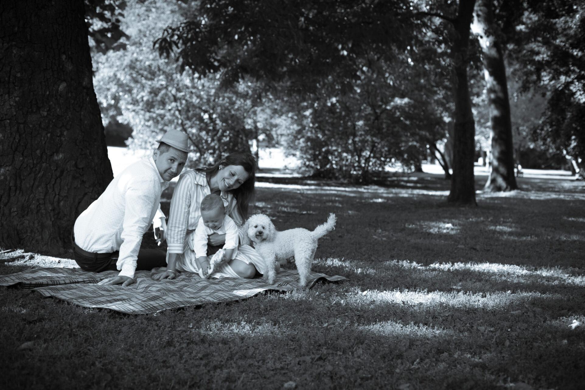 family photographer Margret island