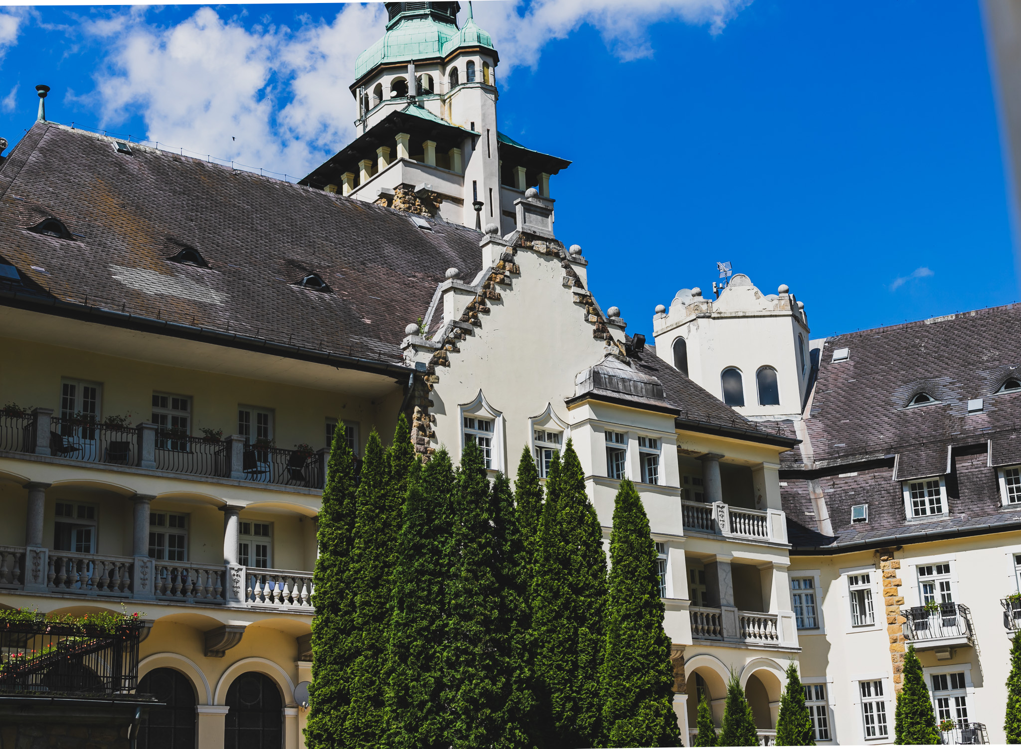 Lillafüredi Hotel