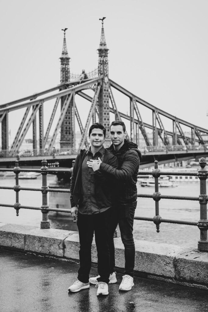 Liberty Bridge Photography